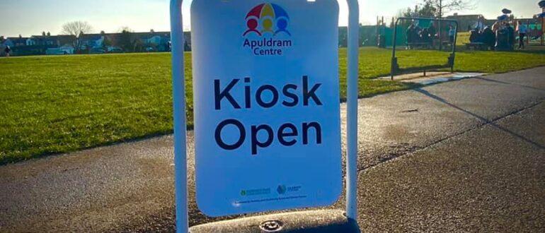 Kiosk Open